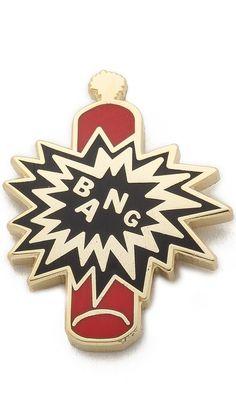 Dynamite Pin   Prize Pins via EastDane - $15