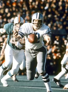 Roger Staubach, Dallas Cowboys