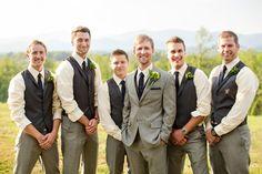 Classic groomsmen photo | Sierra Vista VA