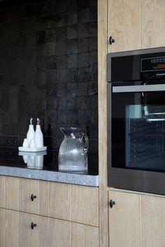 Locas | Keukens - Maatkasten - Totaalinrichting Kitchen Interior, Interior Design Living Room, Kitchen Dinning Room, Kitchen Rules, Kitchen Styling, Beautiful Kitchens, Home Renovation, Decoration, Home Kitchens
