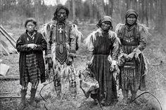 Эвенки — коренной народ Российской Федерации (Восточная Сибирь), 1888 год