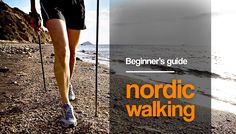 Nordic walking turns regular walking from a good into a great exercise. Nordic walking burns more calories & is more demanding than regular walking Race Walking, Walking Poles, Walking Sticks, Nordic Walking, Walking In Nature, Benefits Of Walking, Water Aerobics, Walking Exercise, Pole Fitness
