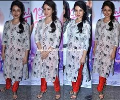 Tisca Chopra At '10ml Love' Promotion in Masaba