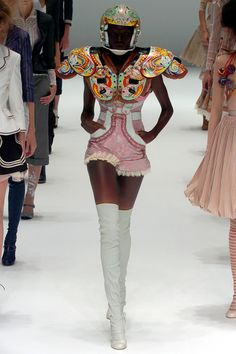 """""""It Was a Lot of McQueen, All in One Big Collection"""" - Gallery - Style.com"""