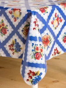 Heavy Duty Oilcloth Tablecloth