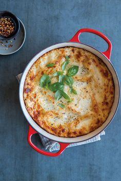 Make-Ahead Summer Vegetable Lasagna
