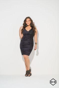 Plus Size, Elegant, Summer, Dresses, Fashion, Dapper Gentleman, Vestidos, Moda, Chic