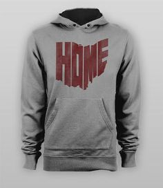 HOME Sweatshirt - SIMPLY VAGUE Columbus Ohio 5b87f3348