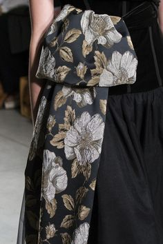 Antonio Marras at Milan Fashion Week Fall 2017 - Details Runway Photos
