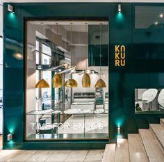Kakuru jewelry store by Urban Soul Project, Athens – Greece » Retail Design Blog