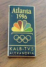 1996 Summer Olympics pin