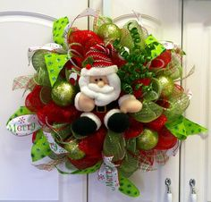 My Business - CHRISTMAS DECO MESH WREATHS
