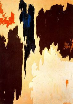 Clyfford Still's own personal abstract language became consolidated in the mid and remained unchanged, save for slight variations, throughout his. Franz Kline, Willem De Kooning, Mark Rothko, Jackson Pollock, Jasper Johns, Action Painting, Robert Rauschenberg, Richard Diebenkorn, Joan Mitchell