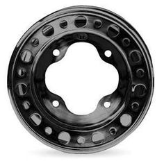 ITP ITP T-9 Pro Series Baja 10x8 Wheel with 4 on 110 Bolt Pattern (Black) - BB1841… #JeepAccessories #JeepParts #Wrangler #Cherokee #Liberty