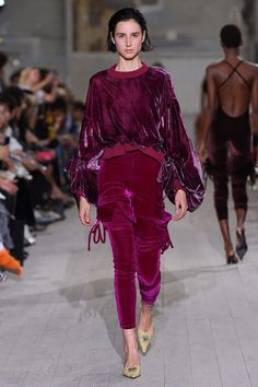 Y/Project, Look #30 i love the colour!!!!