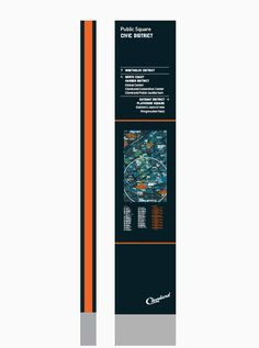 Seamless Cleveland - Applied Wayfinding | Applied Wayfinding