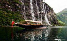 Yacht: WISP - Classic Sloop