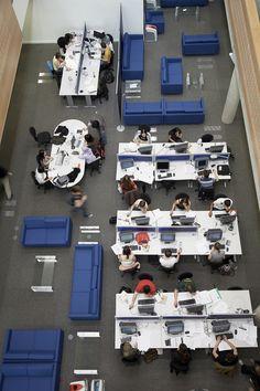 Information Commons, University of Sheffield www.broadstock.co.uk