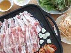 みゆき先生の簡単&おいしい韓国料理レシピ!「サムギョプサル」サムギョプサル