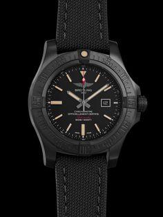 Avenger Blackbird - Technical data - Breitling - Instruments for Professionals