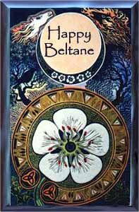 Beltane Blessings...