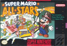 Super Mario Brothers All-Stars
