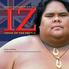 """Israel """"IZ"""" Kamakawiwoʻole (Hawaiian pronunciation: ka-maka-vivo-olay).  (May 20, 1959 – June 26, 1997)  A gentle man with an amazing voice who believed in education, conservation, and equality.  One of my heroes...."""