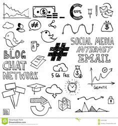 DOODLE redes sociales