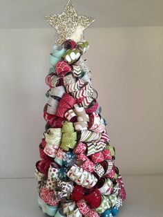 Fun Friday: Curly Christmas Tree