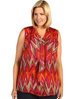 Plus Size Ruffle Shirt | plus size womens wild crinkle ruffle blouse michael michael kors plus ...