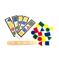 Making Patterns with Felt Shapes – Math Activities for Kids – Busy Bags for Toddlers – Montessori Math Materials Felt Shapes Busy Bag for Toddlers and Preschoolers, Montessori Preschool, Educational Toddler Activities, Preschool Math Manipulatives Montessori Preschool, Preschool Learning, Toddler Preschool, Preschool Shapes, Toddler Circle Time, Toddler Busy Bags, Toddler Toys, Math Activities For Kids, Kids Math