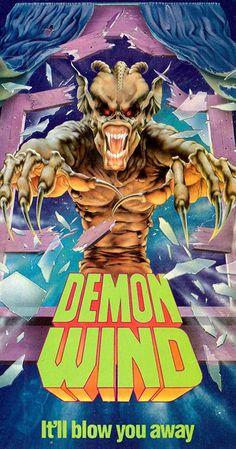 Demon Wind (1990) - IMDb