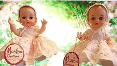 VTG BABY DOLLS ~ 1958 BABY SUSAN TWIN SISTERS!  GORGEOUS