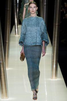 Armani Privé Spring 2015 Couture - Collection - Gallery - Style.com #fashion #paris #parisfashionweek #PFW #FW2015 #SS15