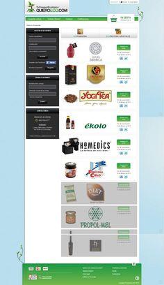 QuieroEco: el primer club de socios online dedicado a la compra ecológica