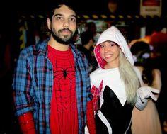 Carnaval, Spider Man & Spider Gwen