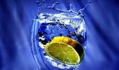 When you feel like you need to eat something, but you can't figure out what it is, it's water. It's always water. Lemon Water, Drinking Water, Punch Bowls, Food Inspiration, Like You, I Am Awesome, How Are You Feeling, Canning, Feelings