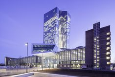 Banco Central Europeu / Coop Himmelb(l)au