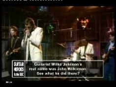 ▶ Dr Feelgood Roxette Old Grey Whistle Test 1975 - YouTube