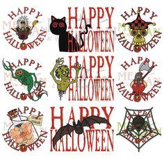 Garabatos y Garatusas: Happy Halloween!