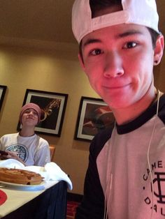 Carter and Matt