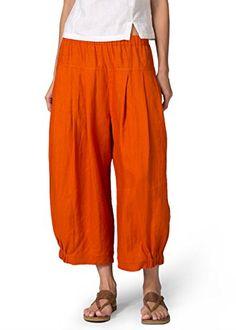 LOVE these! Grey Linen Pants Wide Leg Long Pants Skirts Woman by ...