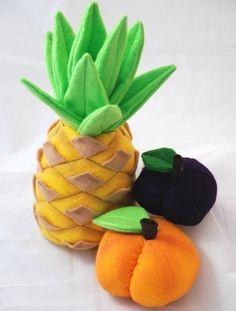 I like this pineapple even better!