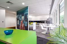 Inside LANDesk's New Office - Office Snapshots