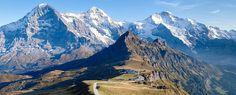Männlichen - GGM / LWM Männlichenbahn Want to do this in Switzerland