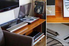 High end audio audiophile Bang & Olufsen Classics 1978 turntable hi fi stereo
