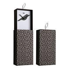 Uhren - Bird - moderne Standuhr, Wanduhr - ein Designerstück von Anchovisdesign bei DaWanda