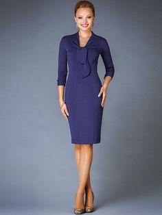 Платье Арт-Деко. Цвет фиолетовый.