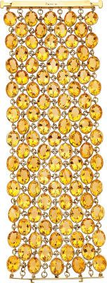 Rosamaria G Frangini   High Yellow Jewellery   TJS   Estate Jewelry:Bracelets, Citrine, Gold Bracelet, Piranesi. ...