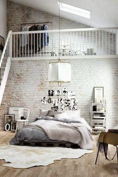 archiLAURA Home Design: Mattoni a vista dappertutto   Exposed bricks everywhere.